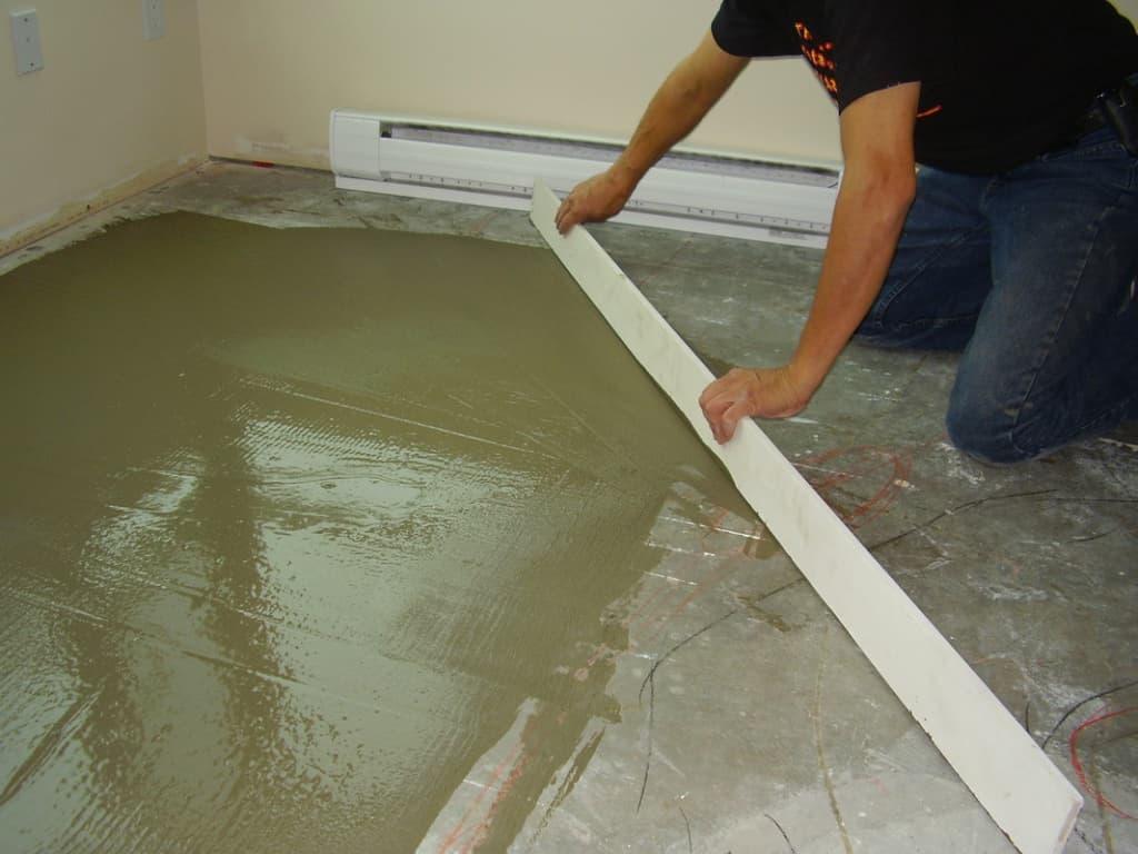 Технология укладки плитки в ванной комнате