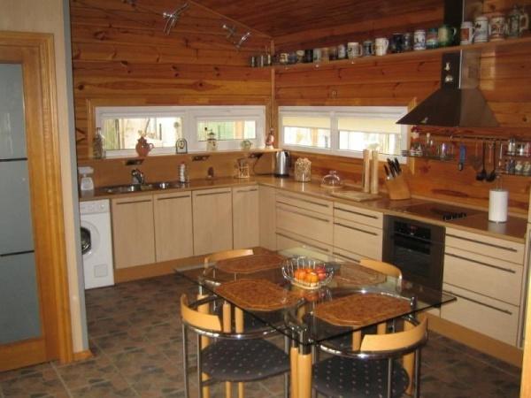 Фото дизайна на стандартной кухни