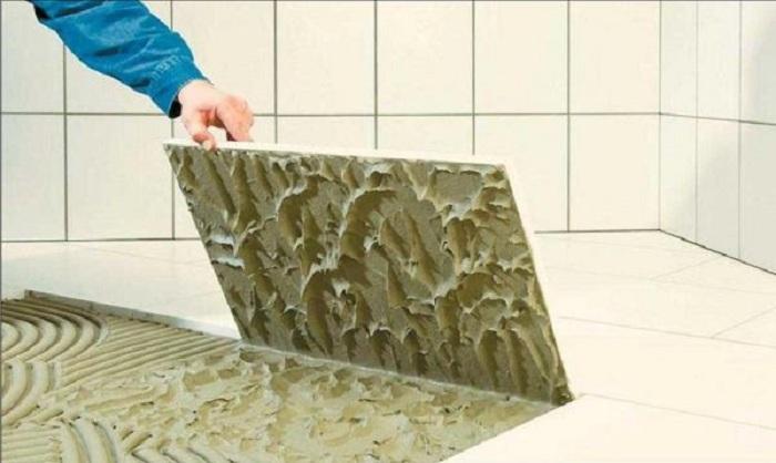 Клей плиточный вяжущее цемент